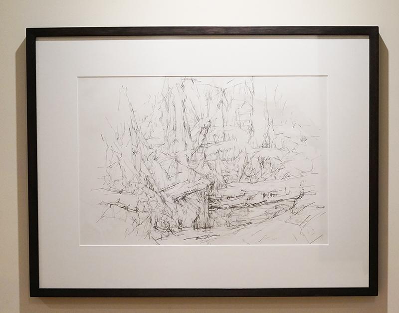 MARY TONKIN, Drawing