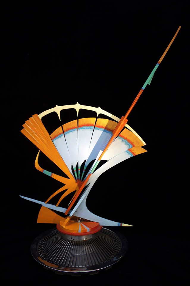 Roland Nancarrow, 2015, Licuala Deluxe, 3D sculpture